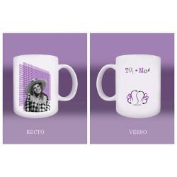 """Mug """"Toi et Moi"""""""