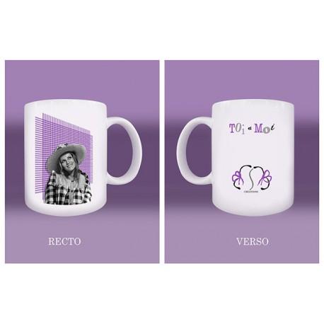 "Mug Sheila ""Toi et Moi"""