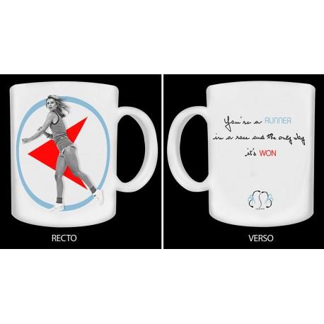"""Mug """"Runner"""""""