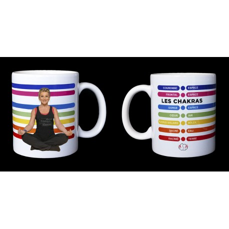 """Mug """"Chakras"""""""