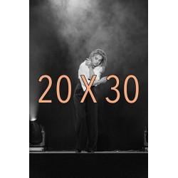 Sheila La Rumeur 2021 noir et blanc