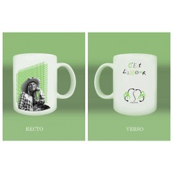 """Mug Sheila """"C'est l'Amour"""""""